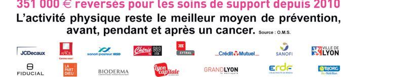 decaux, apicil,bioderma, fiducial, Grand Lyon, Ville de Lyon Cherie FM et les autres